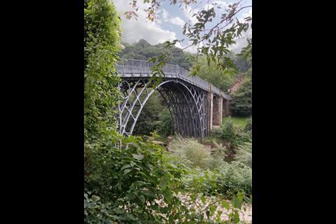 Ironbridge Gorge restoration project